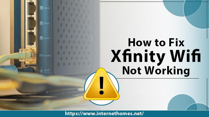 How-to-Fix-xfinity-wifi-not-working