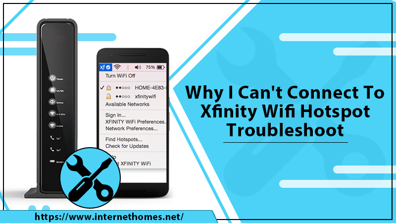 Xfinity Wifi Hotspot Troubleshoot